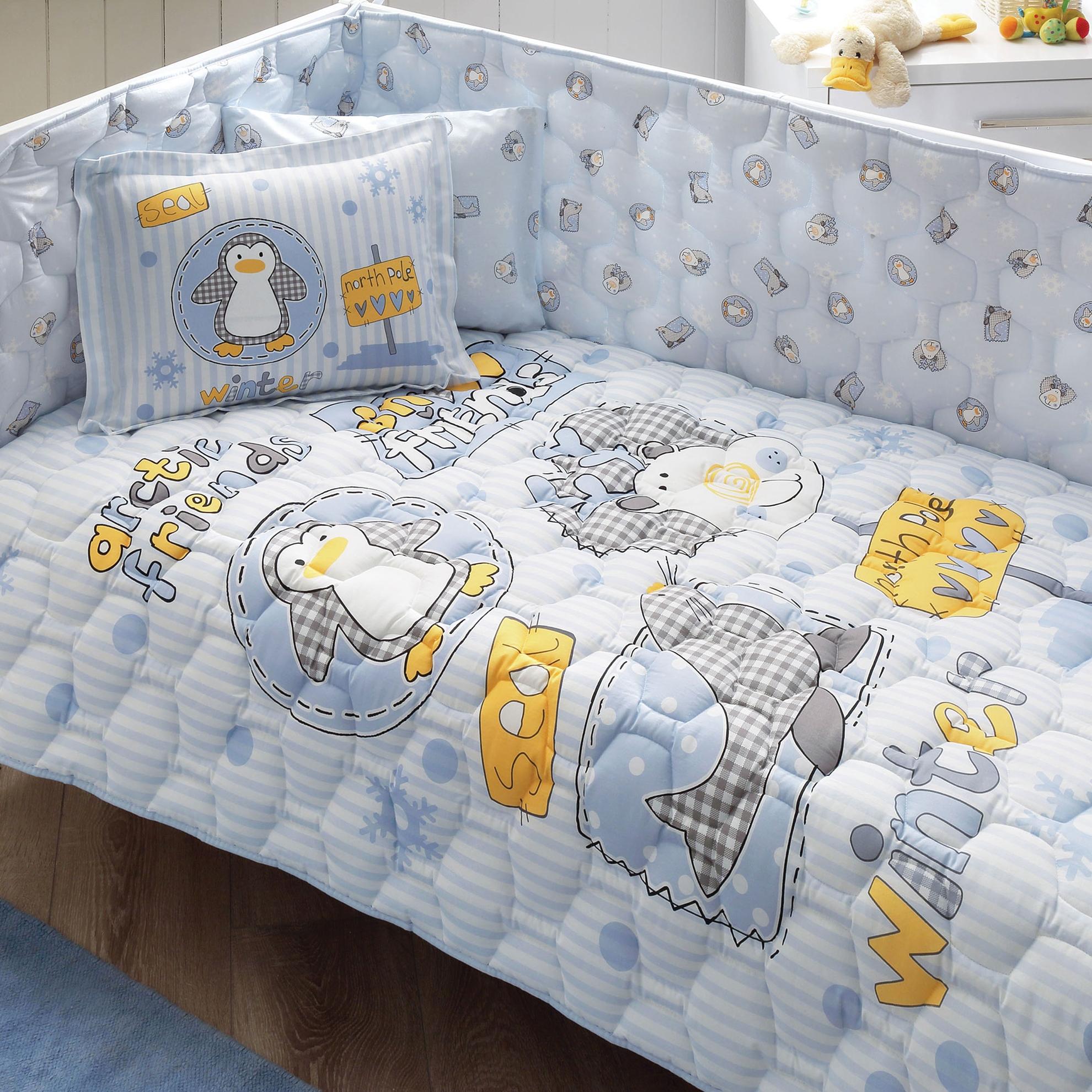 resm Taç Snow Friends Uyku Seti