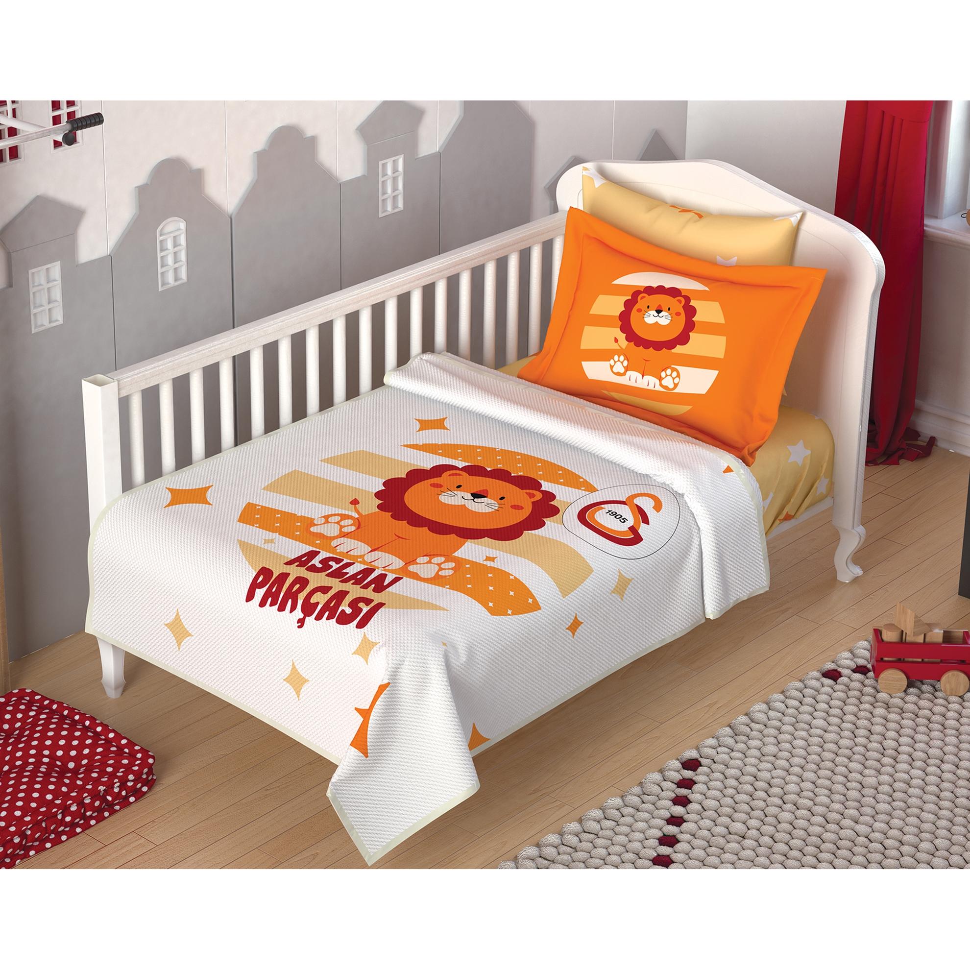 resm Taç Galatasaray Lion Baby  Bebek Pike Takımı
