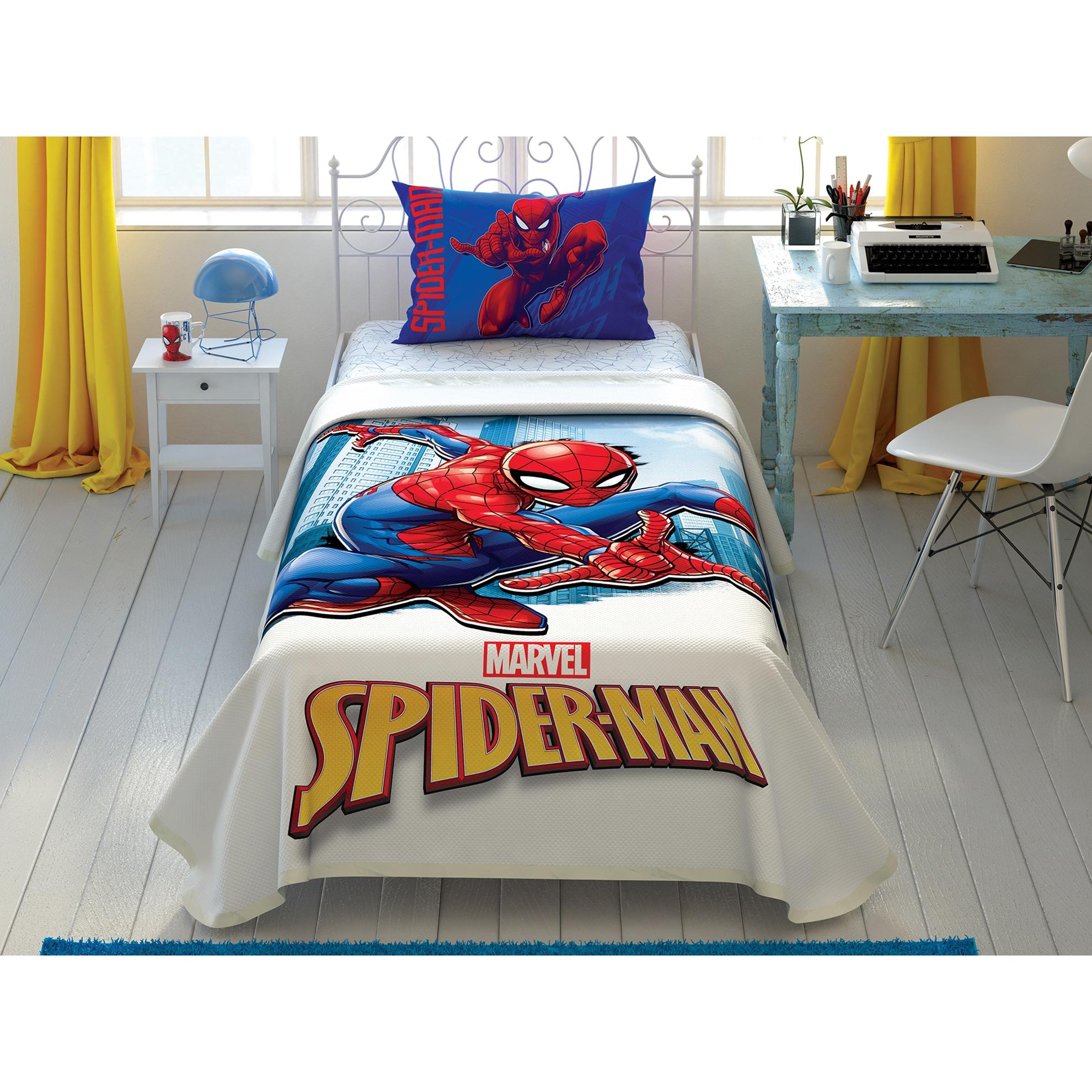resm Spiderman Jump Lisanslı Pike Takımı