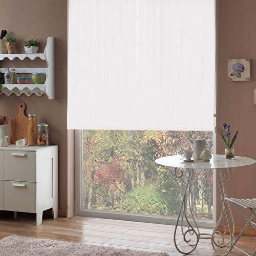 Resim Taç Inova Kendini Temizleyen Mat Polyester Stor Perde/ 156 TL (m²)