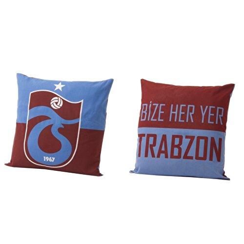 Resim Trabzonspor Logo Kırlent