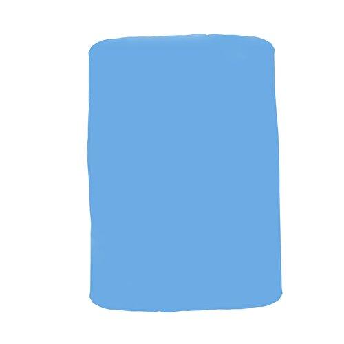 Resim Blue Mix And Match Tek Kişilik Düz Çarşaf