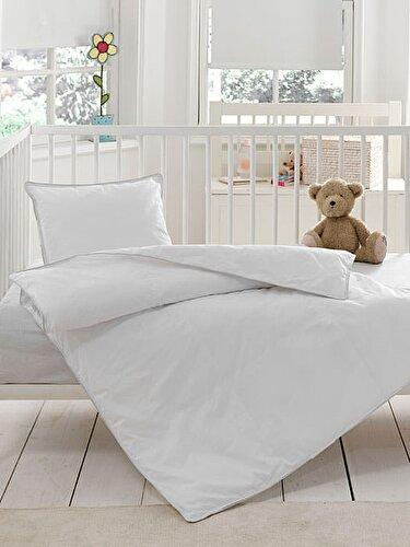 Resim Taç Bebek Yastık