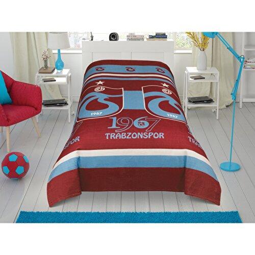 Resim Trabzonspor Double Logo Battaniye