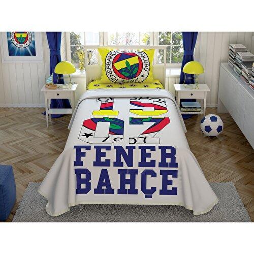 Resim Fenerbahçe Şanlı Logo Lisanslı Pike Takımı