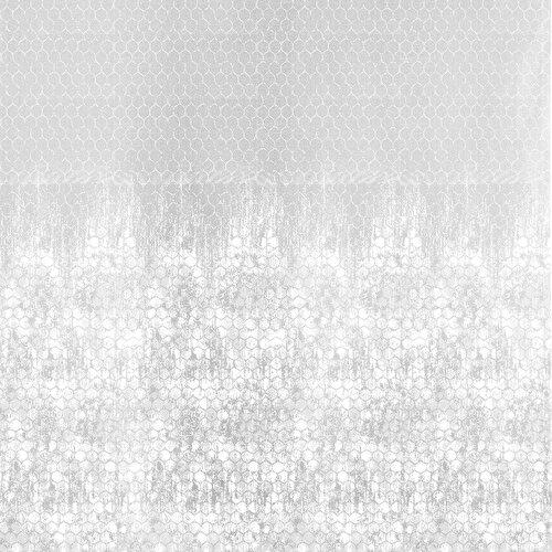 Resim Vannas Tül Perde Beyaz