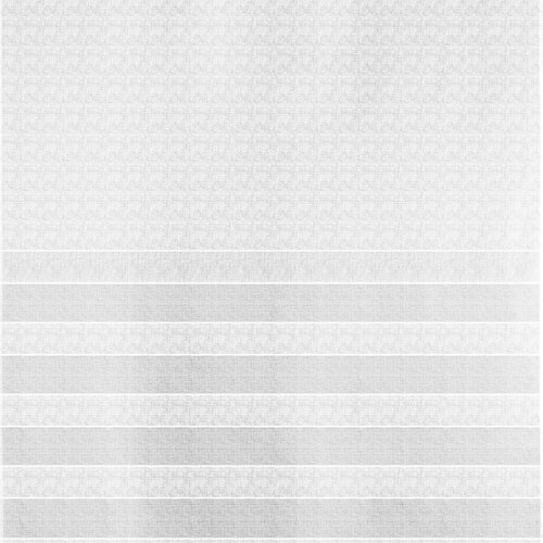 Resim Povan Tül Perde Beyaz