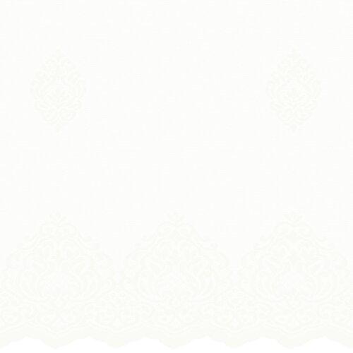 Resim Sarpedor Tül Perde Beyaz