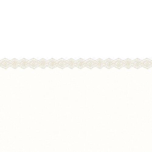 Resim Cruno Tül Perde Beyaz