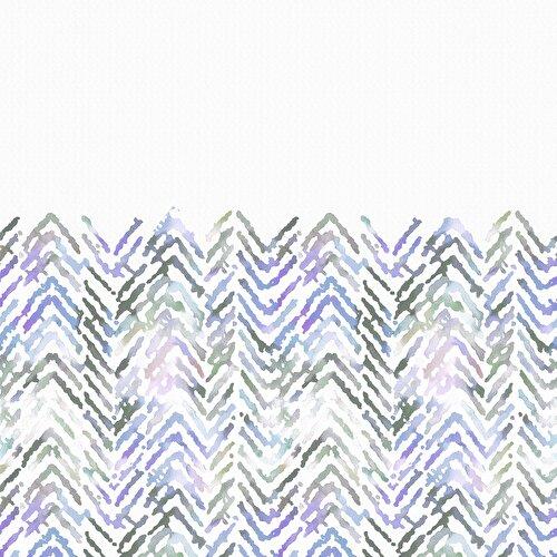 Resim Huelo Tül Perde Çok Renkli
