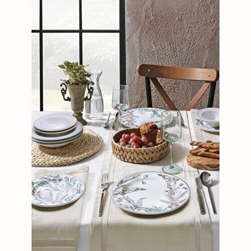 Resim Pierre Cardin Ginger 24 Parça Yemek Takımı